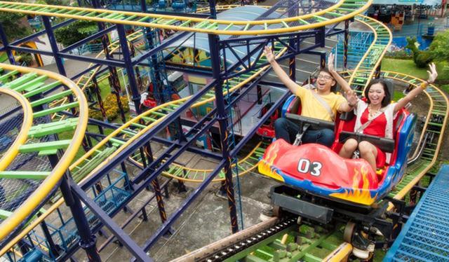 Spining Coaster JTP1