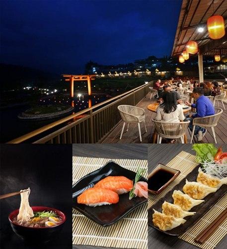 Menikmati Suasana Ala Jepang Di Onsen Resort Batu Malang
