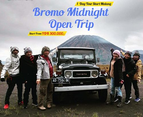 paket-open-trip-bromo-midnight