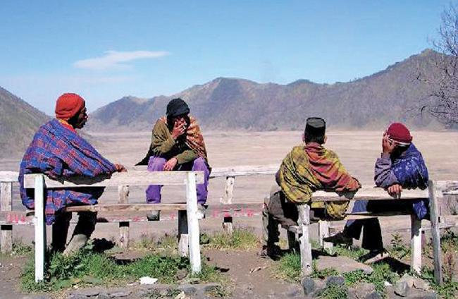 suku tengger bromo wisata sejarah di malang