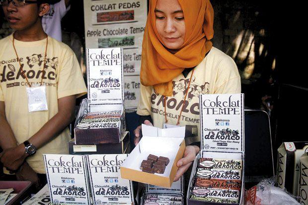 Tempe Cokelat