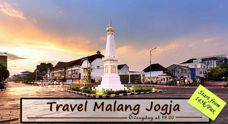 Travel Malang Jogja - Travelloratour