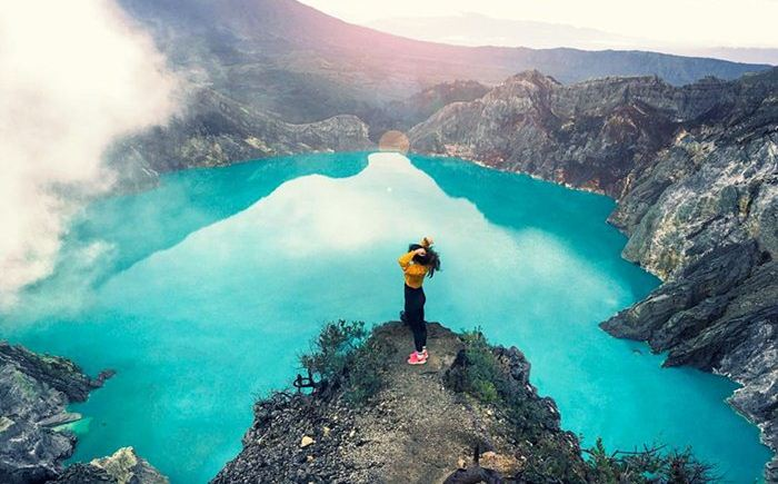 Kawah Ijen - Wisata di Jawa Timur