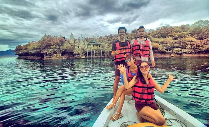 Wisata Di Pulau Menjangan Wisata Eksotis Di Bali Barat