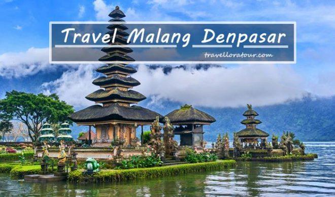Travel Malang Denpasar